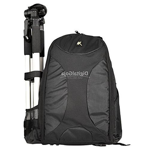 Travel Camera Backpack for DSLR Sony Pentax