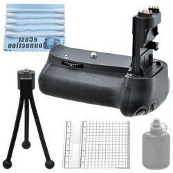 Battery Grip for Nikon D3100 D3200 DSLR Camera + Accessories