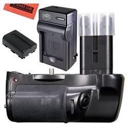 Battery Grip Kit for Sony Alpha SLT-A77, Alpha a77II DSLR Ca