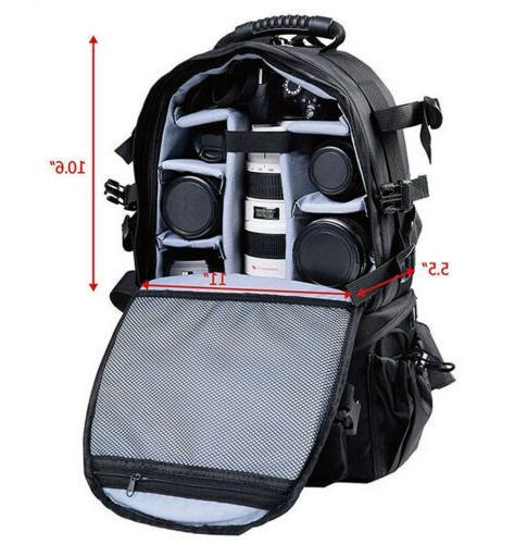 Waterproof Shoulder DSLR/SLR/TLR Tripod Filter Pack