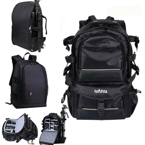 Waterproof Shoulder Bag Tripod Filter Pack