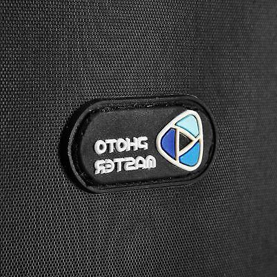 Black Case Bag Backpack Nikon US LOCAL
