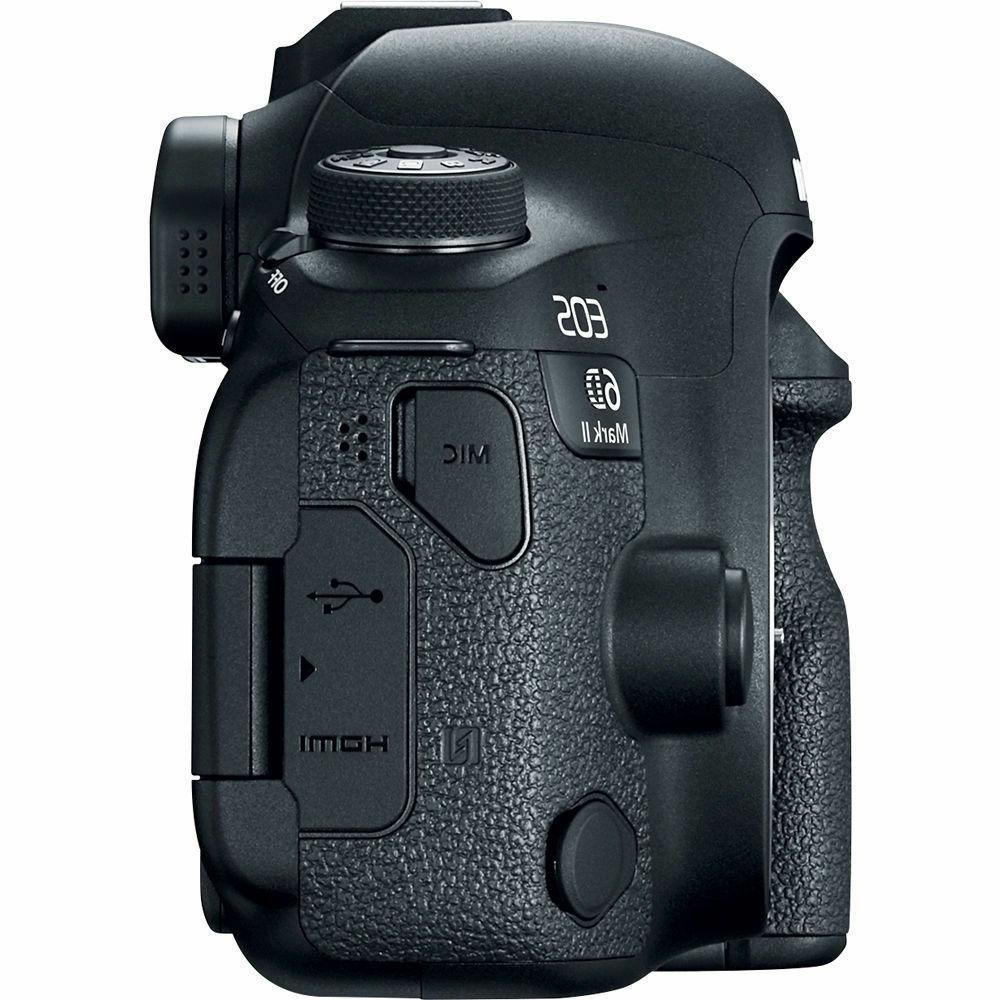 BRAND NEW 6D Mark II
