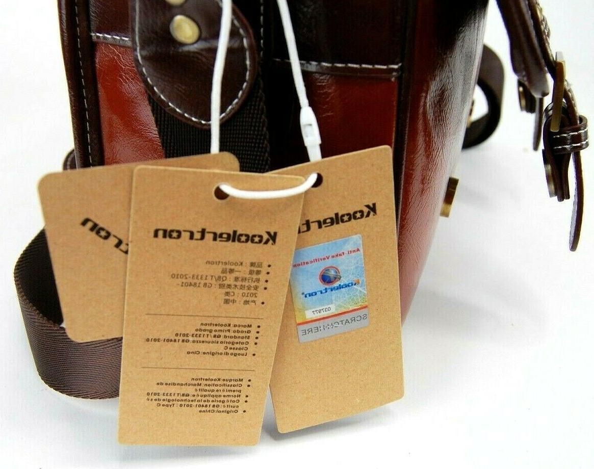 BRAND Bag KOOLERTRON Shoulder Satchel Messenger
