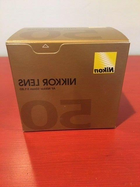 brand new sealed af fx nikkor 50mm