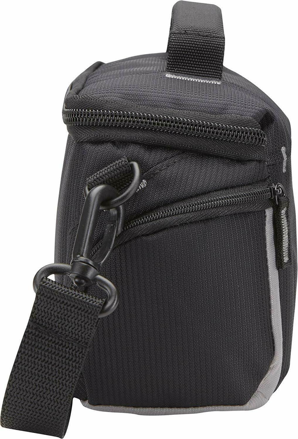 DSLR Camera Camcorder Shoulder Strap Carry Case TBC-305