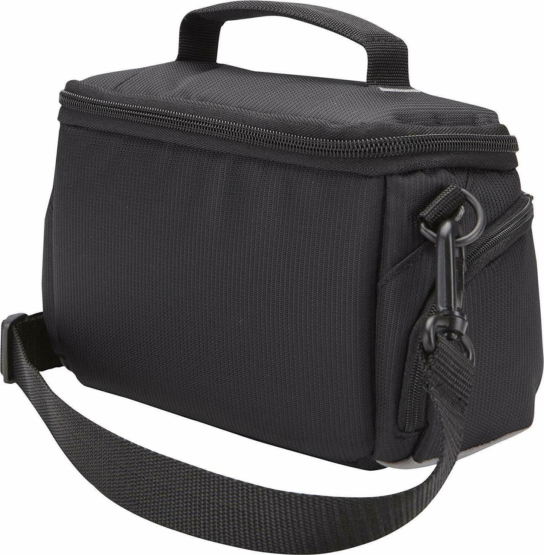 DSLR Camera Shoulder Strap Padded Carry Case