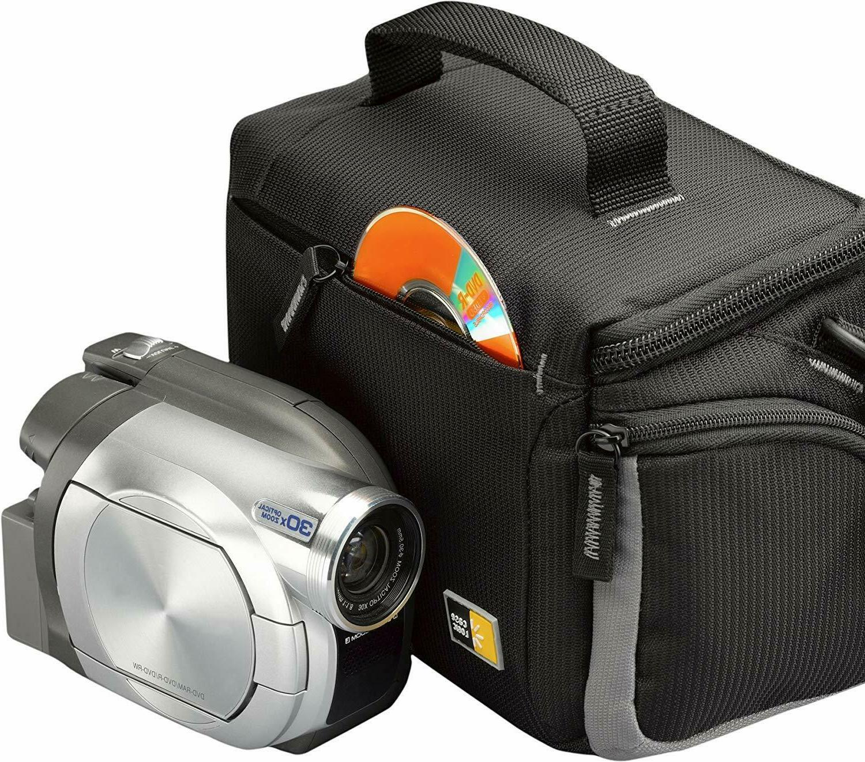 DSLR Camera Camcorder Strap Padded Case TBC-305