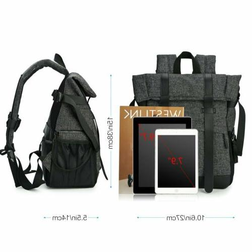 camera backpack bag usb charge with waterproof