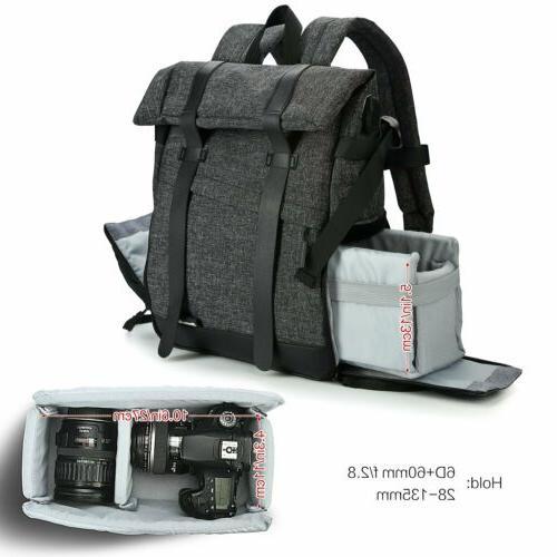 Camera Bag Charge DSLR