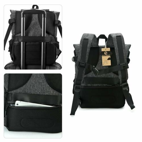 Camera Backpack Charge With cover for Nikon DSLR