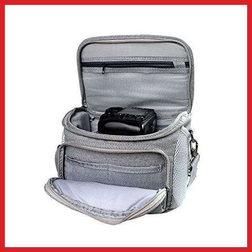 Camera Bag DSLR Canon Mirrorless Photo Shoulder