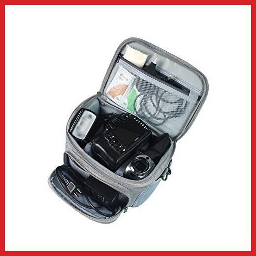 Camera Case DSLR Canon Nikon Sony Photo Shoulder