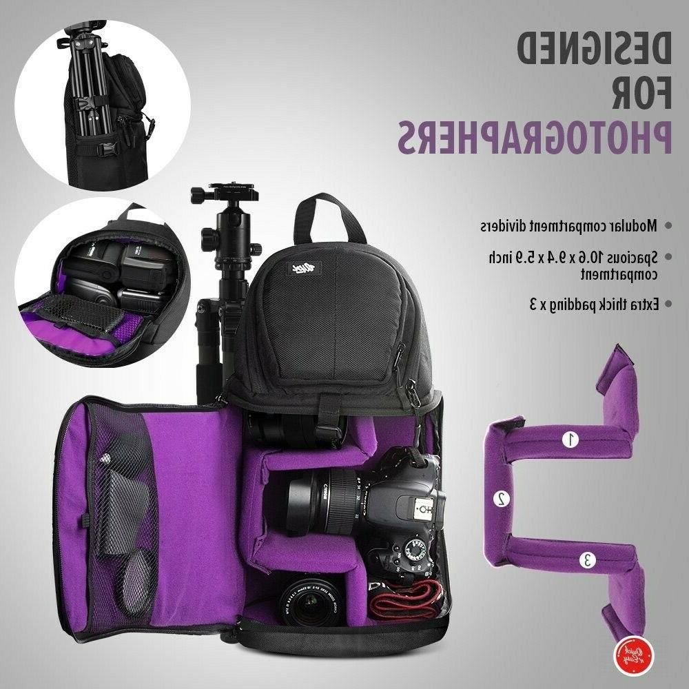 camera bag for women men backpack mirrorless