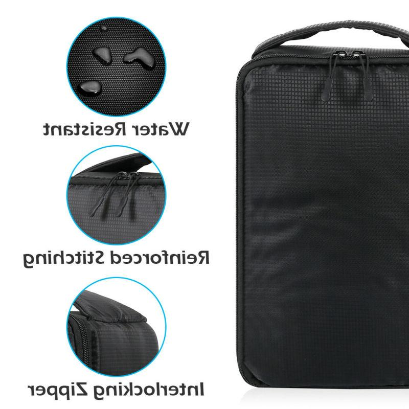 Camera Bag SLR Shoulder Case Waterproof Canon Nikon Sony