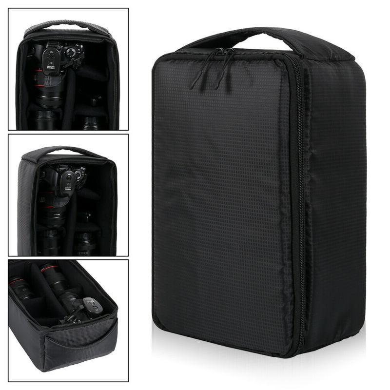 Camera Backpack SLR Shoulder Soft Waterproof Canon Sony