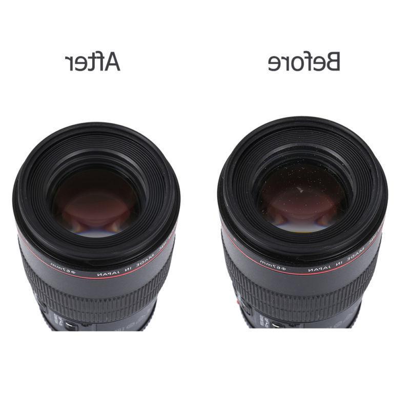 Camera Cleaning Digital SLR Lens Rebel