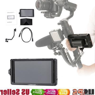 camera field monitor small hdmi 5 inch
