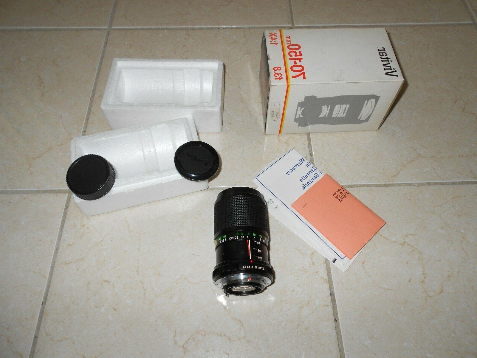 camera lens 70 150 mm f 3