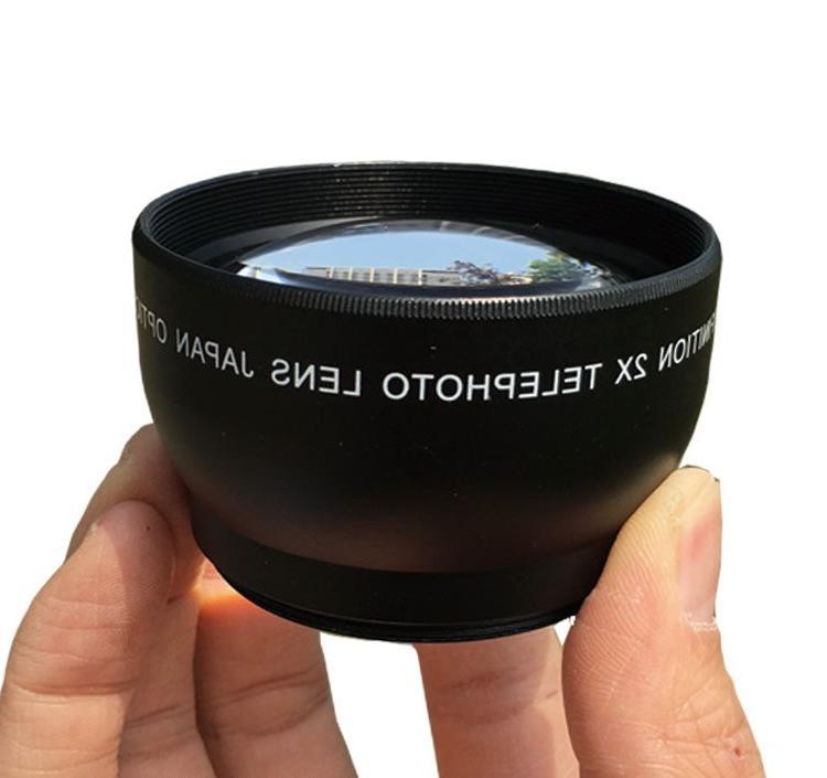 camera lens teleconverter lens 2 0x focal