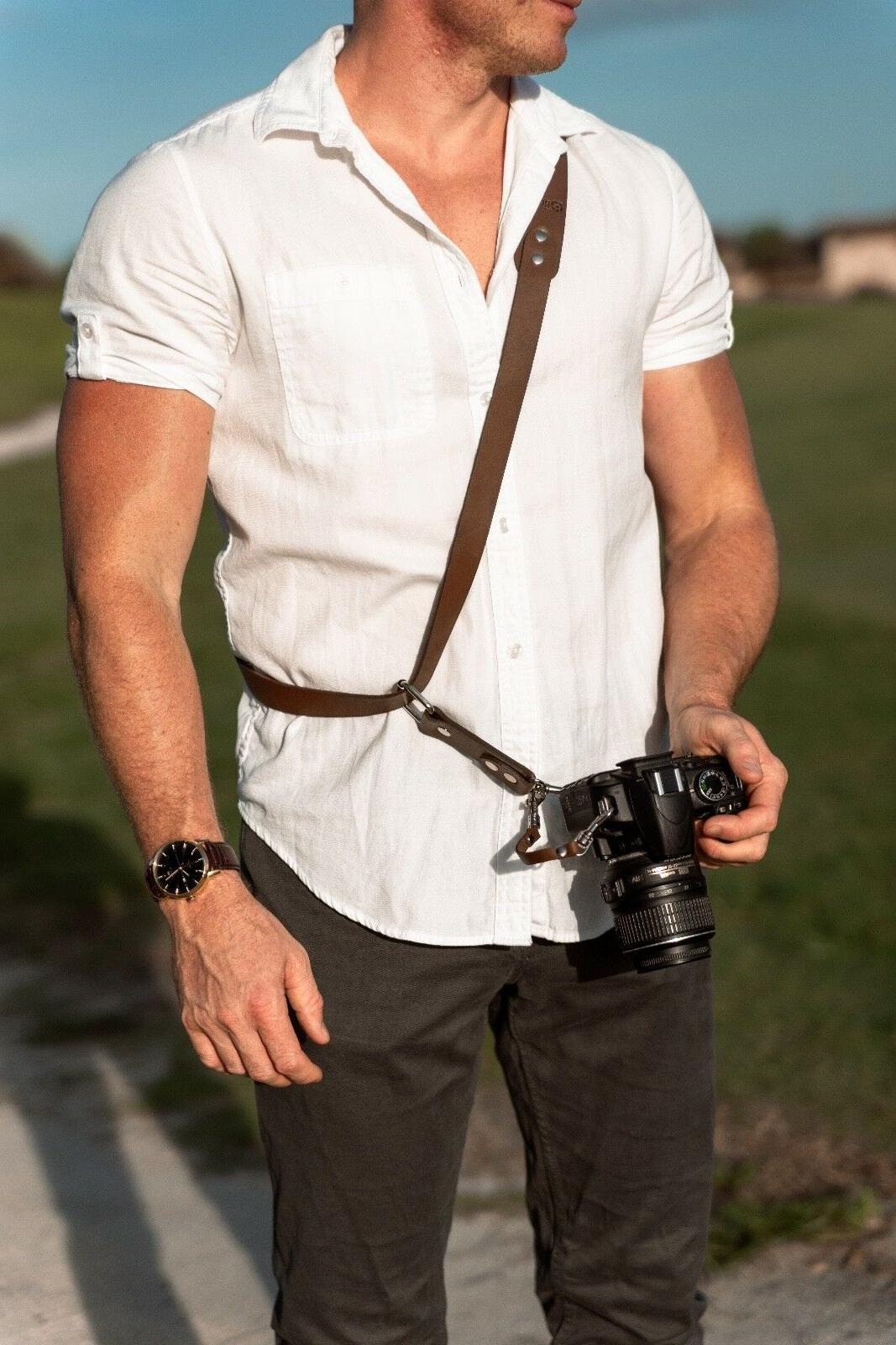 Sling Quick Leather Adjustable