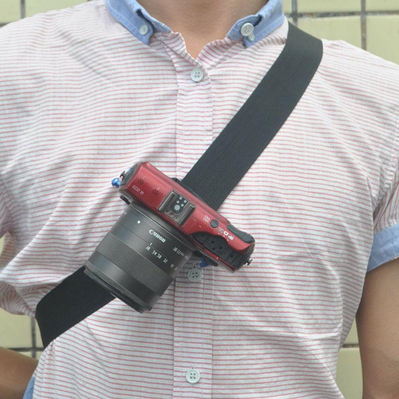 Waist Belt Buckle Clip Canon Nikon DSLR