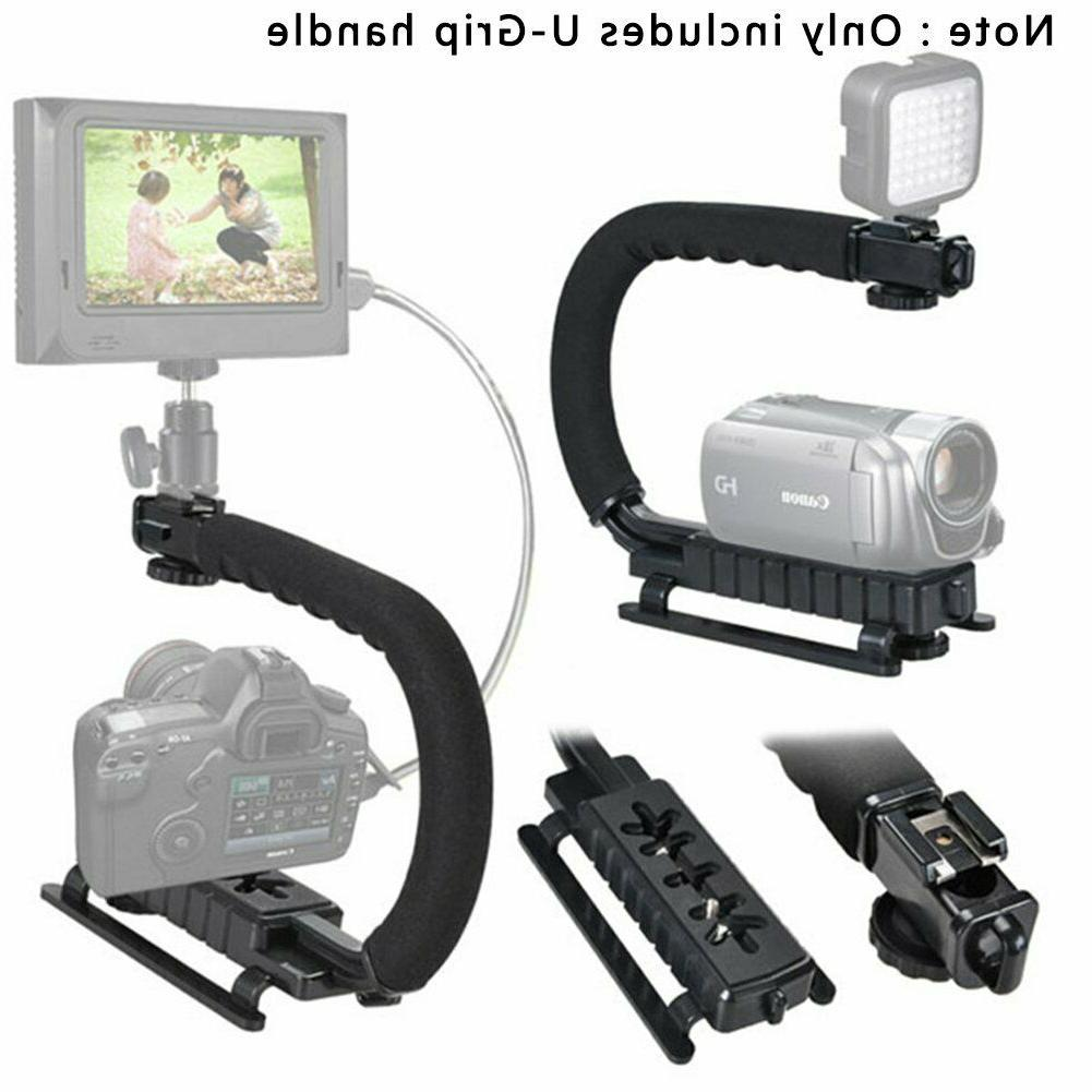 Camera DSLR Video Action Stabilizing Camcorder Filming