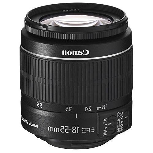 Canon EOS Digital camera 18-55mm Lens Bundle