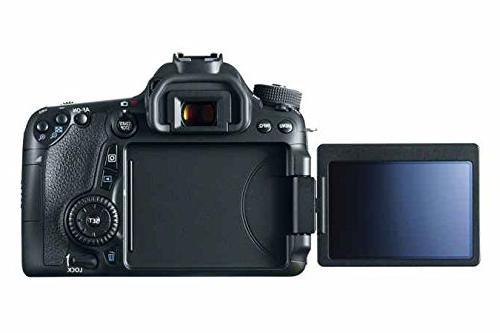 Canon EOS SLR Camera STM Lens, HD Angle 2.2X Telephoto 32GB Accessory