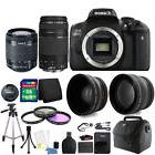 Canon EOS 750D / T6i 24.2MP DSLR Camera + 18-55mm IS STM + 7