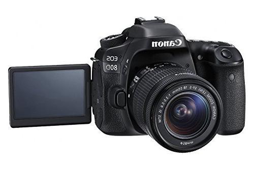 Canon SLR + III Card Reader SDXC + Spare Battery + FREE! DigitalAndMore