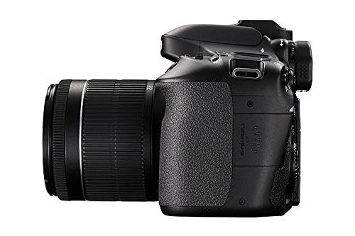 Canon Digital SLR Camera STM III Lens Card SDXC + + Spare DigitalAndMore Accessory