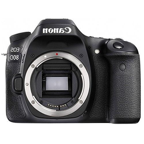 Canon DSLR Camera EF-S Canon EF-S Telephoto Wide 58mm 2X + 32GB Memory Accessory Bundle
