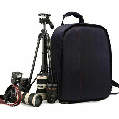 Backpack DSLR Camera Shoulder Bag For Canon