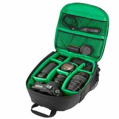 backpack dslr slr camera shoulder bag waterproof