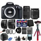Canon EOS Rebel 1300D DSLR Camera with 18-55 & 75-300mm Lens