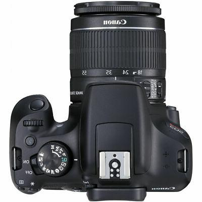 Canon EOS T6 Canon 18-55mm IS II