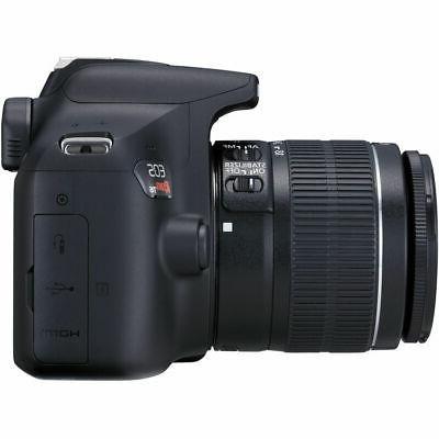 Canon EOS T6 Body Canon EF-S II Lens