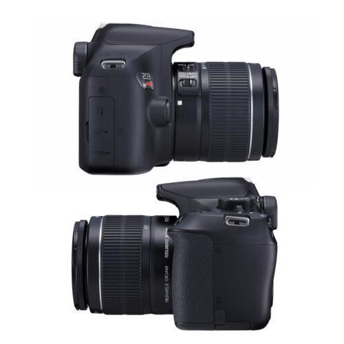 Canon EOS Rebel T6 18-55mm Lens