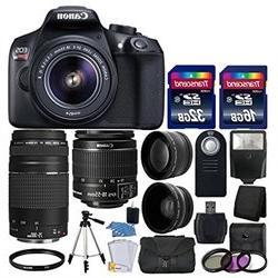 Canon EOS Rebel T6 Digital SLR Camera Canon 18 55mm EF S f 3