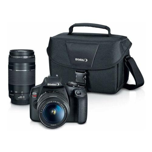 Canon T7 DSLR Camera and with Bag