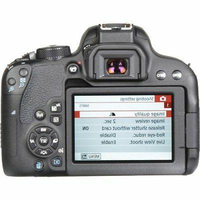 Canon DSLR Bundle