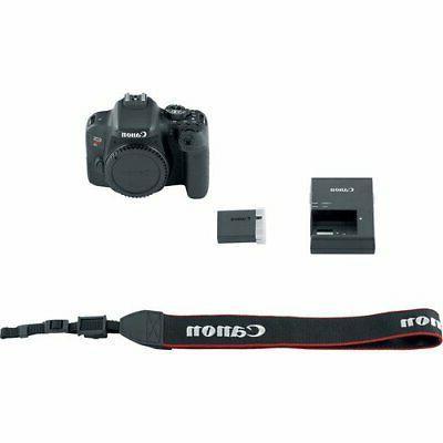 Canon EOS T7i DSLR Lenses and Bundle