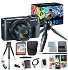 Canon PowerShot G7 X Mark II Digital Camera Video Kit + Core