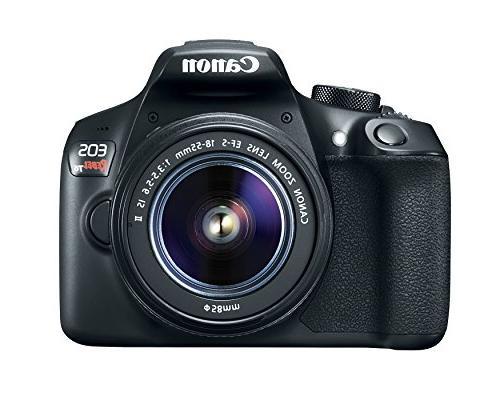 Canon EOS T6 DSLR Camera EF-S 18-55mm Accessory