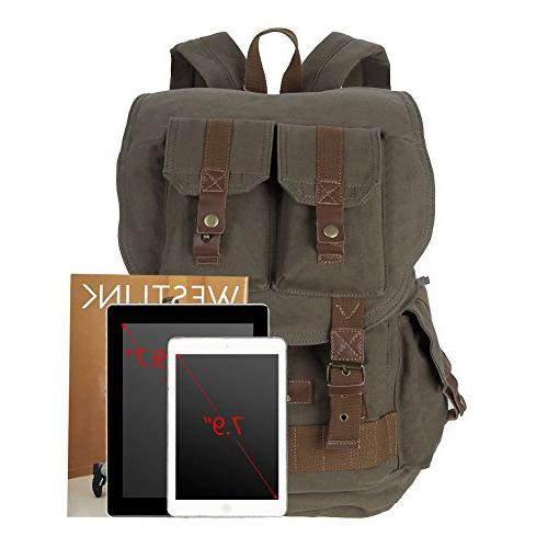 Koolertron SLR Camera Rucksack Bag Waterproof Cover For Sony Nikon