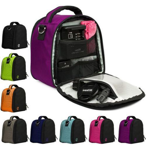 carrry shoulder camera bag case for nikon