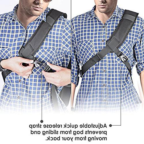 Neewer Camera Sling Nikon Canon Sony Other DSLR Accessories,Durable Waterproof and Proof Dividers