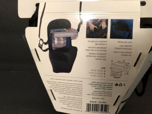 Case CHC-101 Neoprene Compact System DSLR Holster Bag
