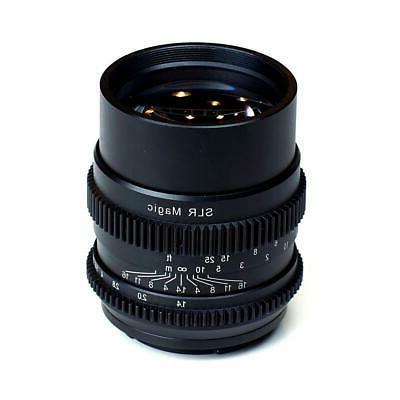 cine f 1 4 lens